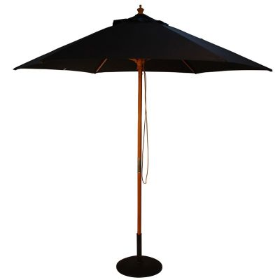 Prade Black Parasol