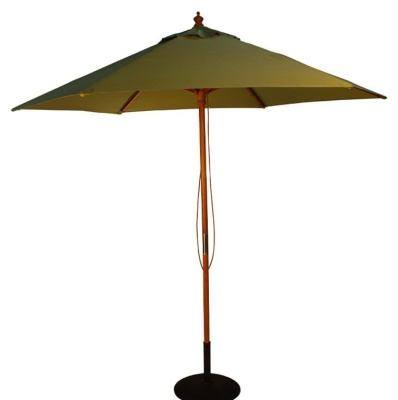 Parade Light Green Parasol