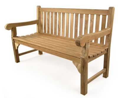 Exmouth Three Seater Bench