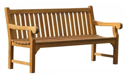 Exmouth Large Teak Bench 1
