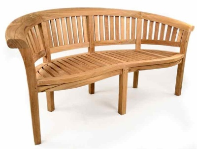 Stepney Thre Seater Bench 1