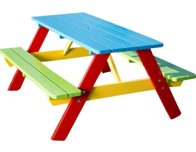 Oasis Primary Picnic Table V2