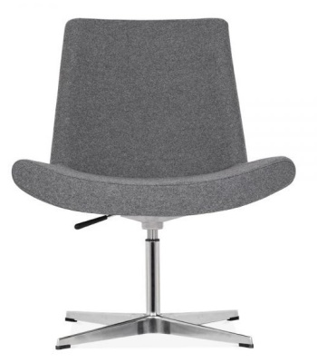 New Jersey Chair In Grey Front View