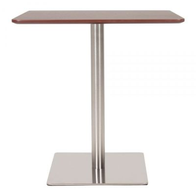 Curzon Stainless Cafe Table 2