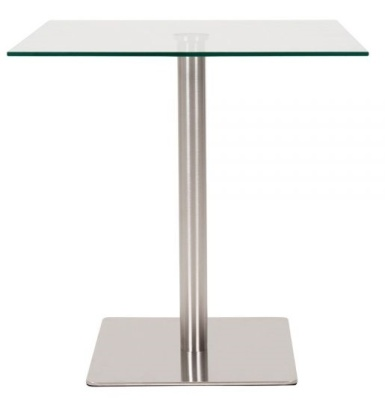 Curzon Designer Glass Table