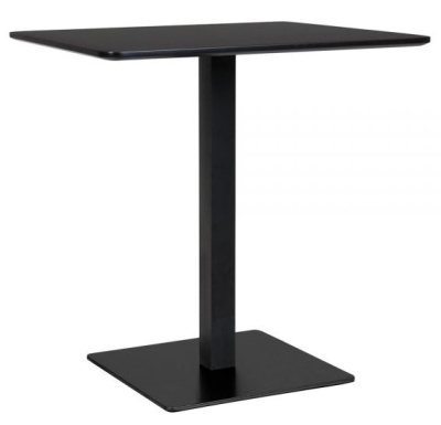 Curzon Black Dining Table