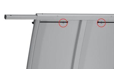 Frankie Eroline Flipchart Easel Detail 2