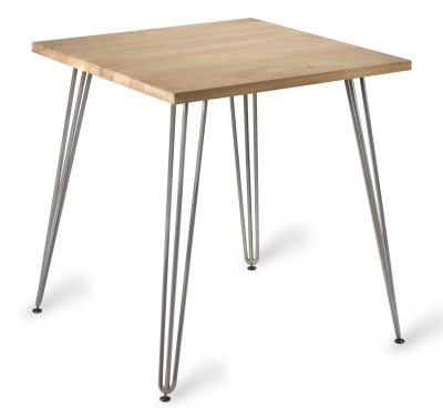 Jemster Hairpin Square Table