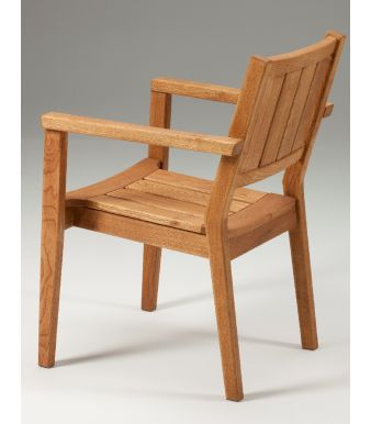 Byson Stacking Armchair 2