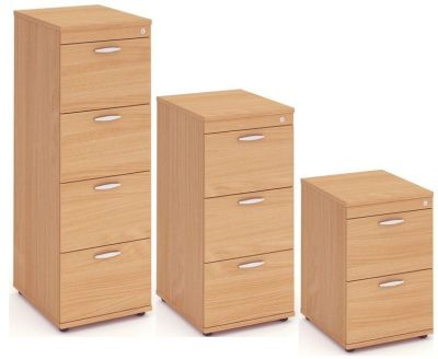 Abacus Next Day Wooden Filing Cabinets