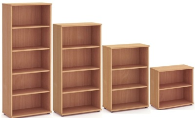 Abacus Express Wooden Bookcases