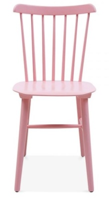 Buckingham Chair In Pinklfront View