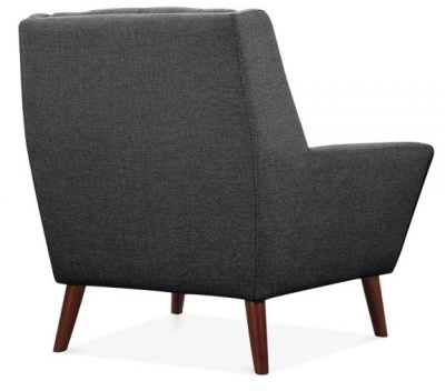 Cortina Single Seater Sofa Rear Angle
