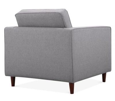 Gustav Arm Chair Rear Angle