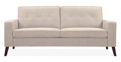 Pimlico Sofa Cream Upholstery