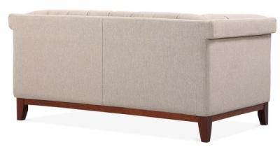 Decor Two Seater Sofa Rear Angle