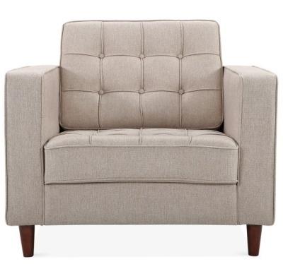 Gustav Single Seater Sofa Facing Shot