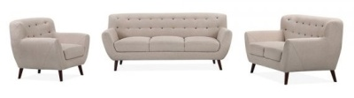 Emily Sofa In Cream 1