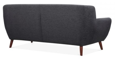 Emily Thre Seater Sofa Rear Angle View