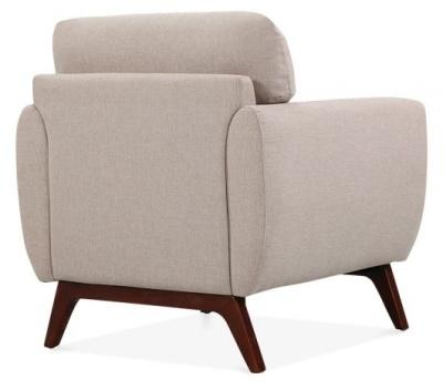 Toleta Armchair Rear Angle View