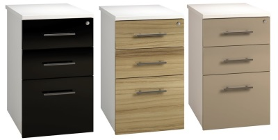 Trend Deskheight Pedestal Drawers