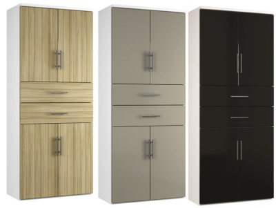 Trend Combination Cupboards V1