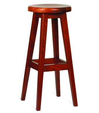 Galway Solid Seat Highstool
