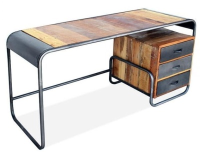 Worksop Industrial Desk
