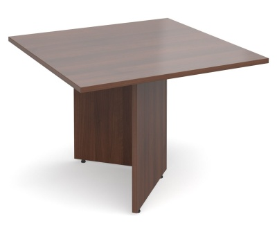 Dexter Square Extension Table Walnut Finish