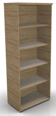 CO1 2030h Bookcase Nebraska Oak
