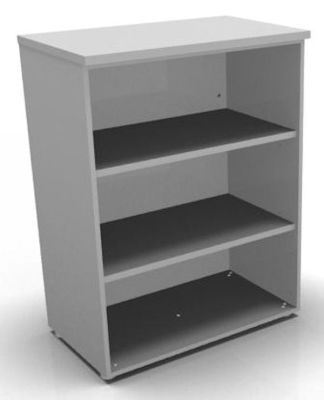 CO1 1040h Bookcase Grey