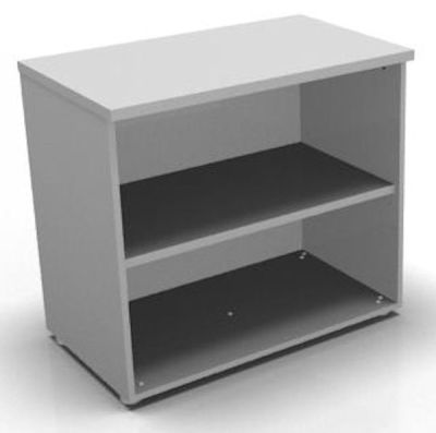 CO1 720h Bookcase Grey