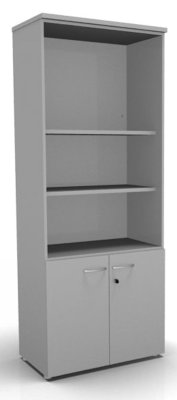 CO1Combination Unit Without Doors Grey