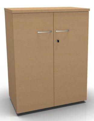 CO1 Double Door Cupboard 1040 H Beech
