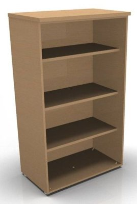 CO1 1360h Bookcase Beech