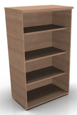 CO1 1360h Bookcase Havana