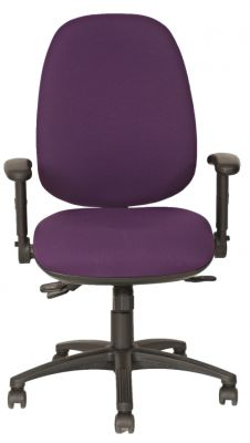 Kinetic Task Chair Front View