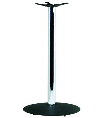 Olympic B2 Black Base Chrome Poseur Height Column