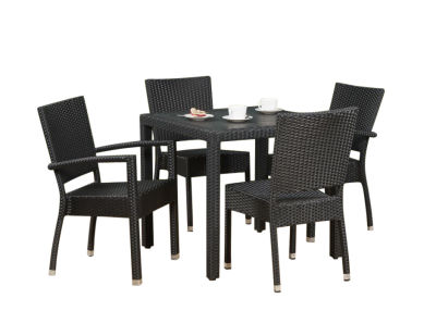 Susie All Weather Weave Dining Set