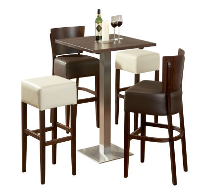 Trafford And Weston Bar Height Dining Set