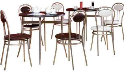 Tulipan Plus Bistro Set With Tracey Table