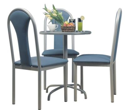 Zeus Bistro Set With Josh Table