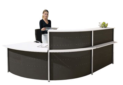 Genua Plus Reception Desk V2