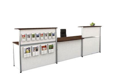 Genua Plus Reception Desk V4