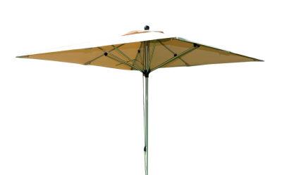 Gloucester 2 5m Square Commercial Parasol