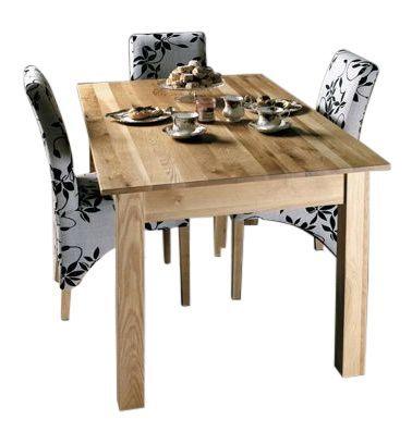 Warwick 4-6 Seater Solid Oak Table