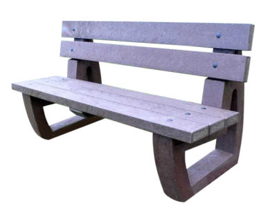 Westpoint Traditional Park Bench
