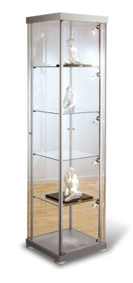 Expo 1 Glass Display Cabinets