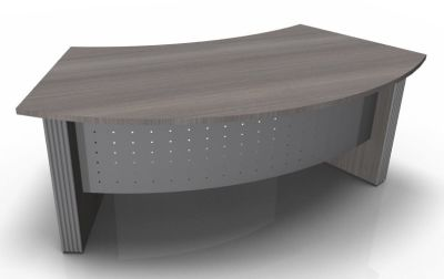 Direction Style Executive Curved Desk CD