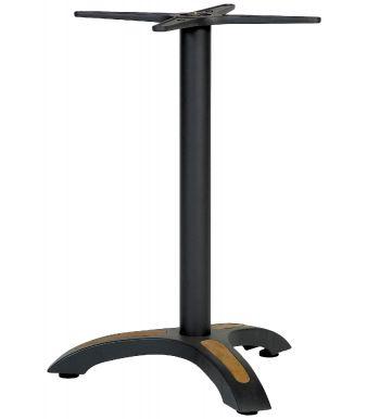 teak grey 3 or 4 leg outdoor table 3 leg option online reality